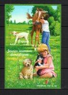 France Pets Animals MNH -(V-89) - Farm