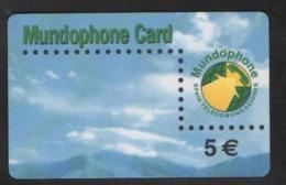 TELEPHONE CARD  SPAIN 5 ЕВРО - Télécartes
