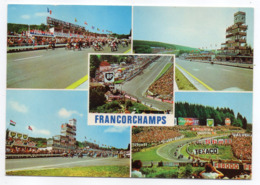 B-STAVELOT--Circuit SPA-Francorchamps(motos,pubs BP ,Uniroyal,Texaco,Shell,Ferodo,Martini,Stella Artois,Gulf,Esso,Fina.. - Stavelot
