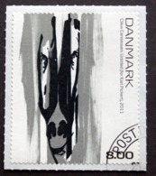 Denmark  2011 KUNST    MiNr.1638  (o)   ( Lot  D 1337 ) - Danimarca