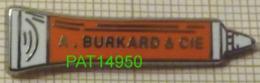 TUBE DE COLLE BURKARD En Version ZAMAC PICHARD - Merken