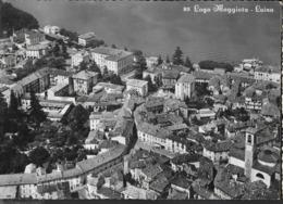 LOMBARDIA - LUINO - LAGO MAGGIORE - PANORAMA - VIAGGIATA 1957 - Luino