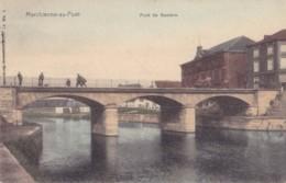 Marchienne Au Pont Pont De Sambre Circulée En 1911 - Montigny-le-Tilleul