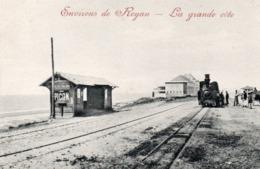 17 ROYAN (Environs De) - LA GRANDE COTE - Royan