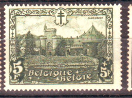 Belgique - Chateau Gesbeck - 314 Neuf Petite Trace De Charnière - Unused Stamps