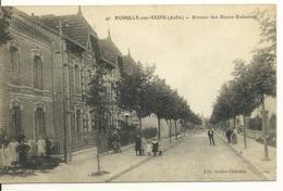 10 - ROMILLY SUR SEINE / AVENUE DES HAUTS BUISSONS - Romilly-sur-Seine