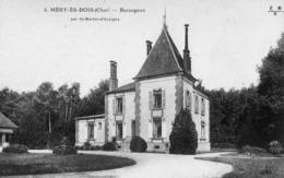 MERY ES BOIS ( 18 ) - Barangeon - France