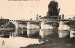 MENETREOL SUR SAULDRE ( 18 ) - Le Pont - France