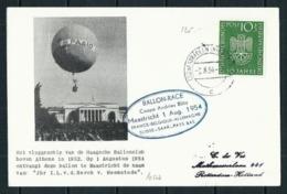 Alemania Federal (S) Nº 51 Tarjeta Año 1954 - [7] Federal Republic