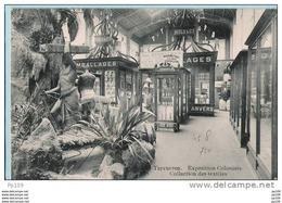 PK TERVUREN TERVUEREN  Congo - Expostion Coloniale  Collection Des Textiles  Avec Obl TERVUEREN - Tervuren