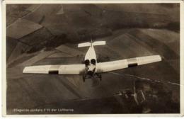 Aviation > Airplanes - Deutsche Luft Hansa A.G.  F - 13 - Aerei
