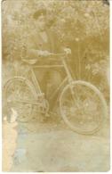 Photo Postcard - Sofia 1918 - Cycling - Ciclismo