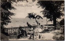 29 BEG MEIL - La Baie De La Foret, Terrasse De L'hotel. - Beg Meil