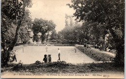 29 BEG MEIL - Le Tennis Du Grand Hoel. - Beg Meil