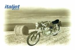 Italjet Moto Leggera. Moto MOTOCROSS MOTORCYCLE Douglas J Jackson Archive Of Motorcycles - Motos