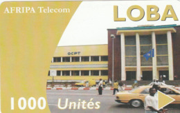 Congo (Kinshasa) - Afripa Telecom - OCPT Building 1000un. - Congo
