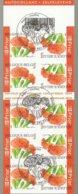 """BELG.2004 B43 (3234) MNH (1°jour/dag Brus/Brux) : """"Postzegelboekje Niet Geplooid/carnet De Timbres-poste Non Plié"""" - FDC"""