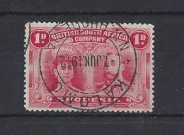 "RHODESIA...KING GEORGE V...(1910-36)..."" DOUBLE HEAD..""....1d......KALOMO CDS POSTMARK....VFU..... - Rhodésie Du Sud (...-1964)"