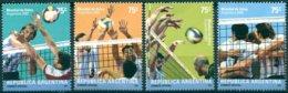 Argentine - 2002 - Yt 2338/2441 - Championnats Du Monde De Volley-Ball - ** - Argentina