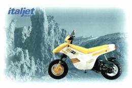 Italjet Scoop 50cc. Moto MOTOCROSS MOTORCYCLE Douglas J Jackson Archive Of Motorcycles - Motos