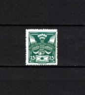 TSCHECHOSLOWAKEI , Czechoslovakia , 1920 , ** , MNH , Postfrisch , Mi.Nr. 168 A - Neufs