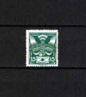 TSCHECHOSLOWAKEI , Czechoslovakia , 1920 , ** , MNH , Postfrisch , Mi.Nr. 168 A - Cecoslovacchia