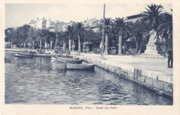 Bandol (83) - Quai Du Port - Bandol