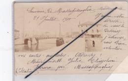 Italie , Massa Fiscaglia (carte Précurseur De 1900) - Italie