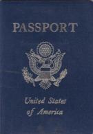 USA UNITED STATES OF AMERICA 1994 BIOMETRIC PASSPORT ARMENIAN CITIZEN FROM EGYPT - Documenti Storici
