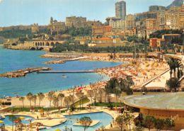 Monaco (Monaco) - Monte Carlo Beach - Non Classés