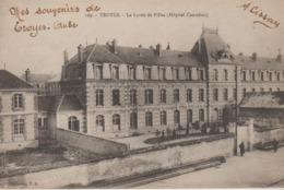 Troyes 1917 - Troyes