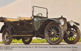 """1914 Lozier Used By Fred MacMurray In """"My Three Sons"""" Movie World, Buena Park, California Valvoline Oil Company - Advertising"""
