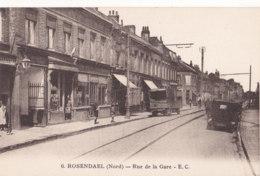 Rosendael (59) - Rue De La Gare - Autres Communes