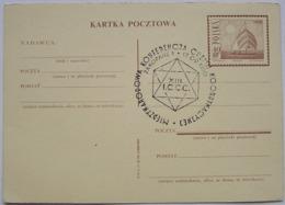 POLAND SPECIAL POSTMARK INTERNATIONAL CHEMISTRY CONFERENCE ZAKOPANE 1970 - 1944-.... République
