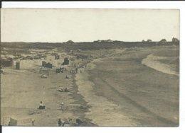 Quiberon-La Plage En 1895-carte Photo - Quiberon