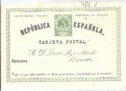 E.P 1894 - Enteros Postales
