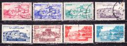 Libano 1947 E Seguenti Serie Non Completa Usata - Lebanon