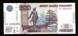 * Russia 500 Rubles 1997 ! UNC ! #D8 - Russie