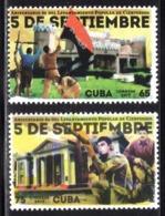 Cuba 2017 / Popular Uprising September MNH Levantamiento Popular Septiembre / Cu6205  2-22 - Nuevos
