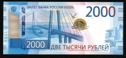 * Russia 2000 Rubles 2017 ! UNC ! - Russland