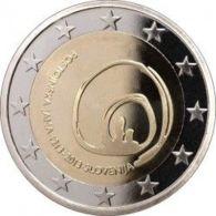 Slovenia. 2 Euro. Cave Of Postoynska-Yama. UNC. 2013 - Slovenië