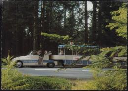 D-72250 Freudenstadt - Kurbähnle (Kässbohrer Aufsatz Der Zugmaschine Mit Porsche 356 Motor) 60er Jahre - Freudenstadt