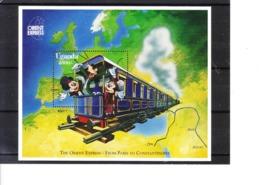 Uganda - The Orient Express - Disney - Disney
