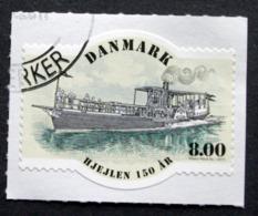 Denmark 2011   Minr.1660     ( Lot D 843 ) Steamboat  Navire à Vapeur - Danimarca