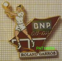 TENNIS   ROLAND GARROS  BNP 1973 1993  En Version ARTHUS  BERTRAND - Arthus Bertrand