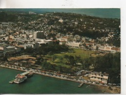 CPA.France.La Martinique.Fort De France.1978.vue Aérienne De La Place De La Savanne - Fort De France
