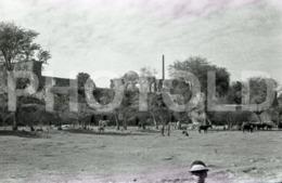 1961 NEW OLD DELHI INDIA AMATEUR 35mm ORIGINAL NEGATIVE Not PHOTO No FOTO - Andere