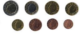 Belgium. Set, Set Of Coins. 1, 2, 5, 10, 20, 50 Cents, 1, 2 Euro. UNC. 2004 - Belgique