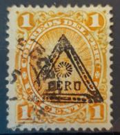 PERU - Canceled - Sc# 65 - 1c - Pérou