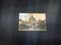 """BELG.2002 3057 FDC Filatelic Card : """" 150 Jaar Universiteit Antwerpen / 150 Ans Ruca Et Ufsia 1852-2002 """" - 2001-10"""
